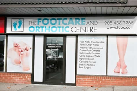 The Footcare and Orthotics Centre - Video Photo